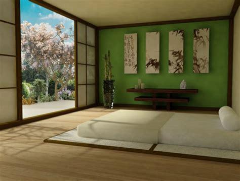 chambre decoration japonaise