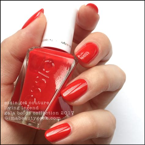 sizzling hot essie gel couture essie gala bolds gel couture collection swatches review