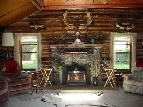 decoration log cabin decorating ideas pictures cabin