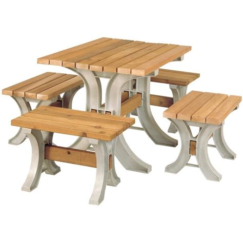 sand bench shop 2x4basics sand polyresin bench brackets at lowes com