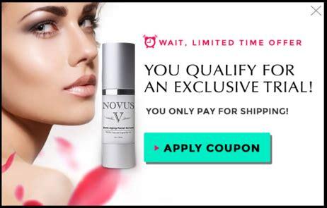 novus facelift reviews is it a scam or legit do not try quot novus serum quot side effects revealed