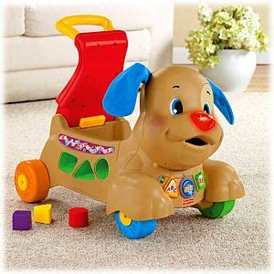fisher price laugh and learn stride to ride puppy laugh learn stride to ride puppy