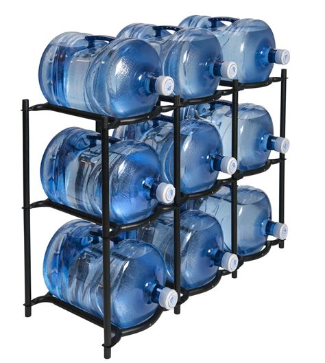 zephyr fluid solutions 5 gallon water bottle racks