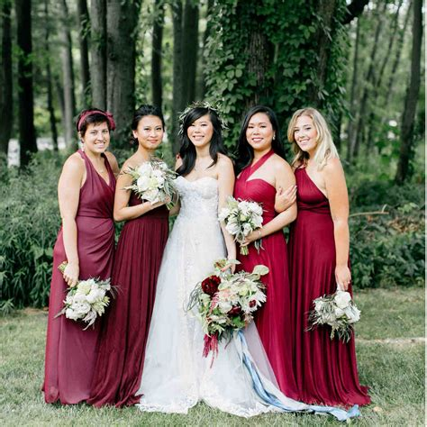 Wedding And Bridesmaid Dresses by Bridesmaids Dresses Martha Stewart Weddings