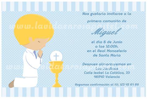 4 tipos de invitaciones para tu comuni 243 n marla comuniones invitaciones de comuni n para imprimir gratis proyectos invitaciones de comuni 243 n para