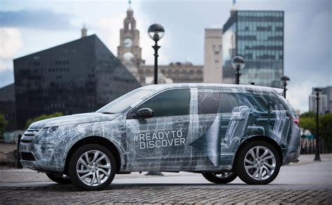 land rover discovery sport third 2015 land rover discovery sport previewed with third row seats