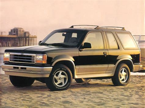 1994 ford explorer parts ford explorer limited 1994