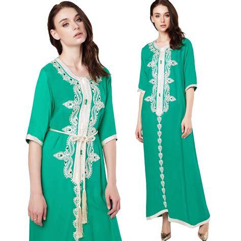 Maxi Muslim muslim sleeve dress maxi dress islamic