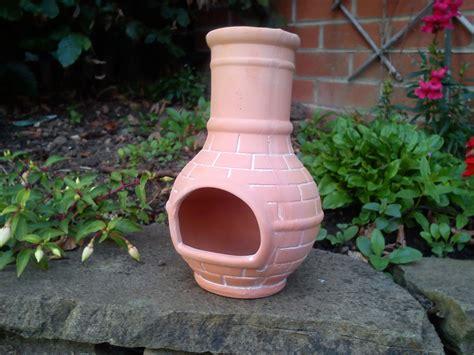 Chiminea Terracotta by Tea Light Candle Chimineas Terracotta World