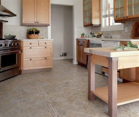 best kitchen floors economical kitchen flooring tips