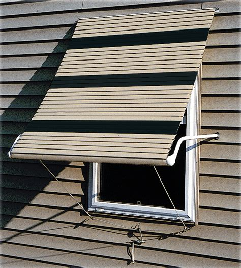 Roll Awnings Aluminum Roll Up Window Awnings