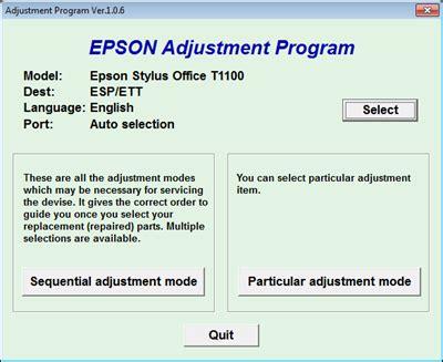 cara resetter epson stylus office t1100 marom resetter epson stylus office t1100