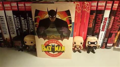 batman the golden age omnibus dc batman the golden age omnibus vol 1 bob kane bill finger gardner fox jerry robinson overview