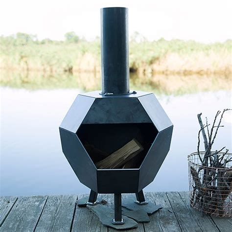 Chiminea Tray Prism Steel Chiminea Accessories Better Living