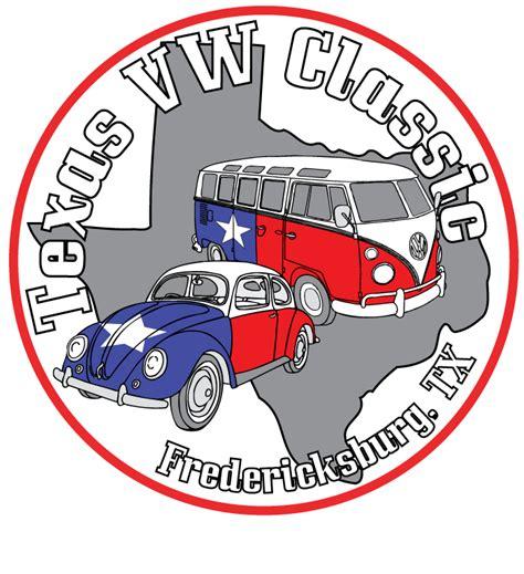 volkswagen old logo advertising texas vw classic