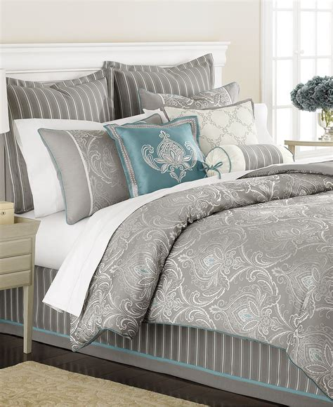 macys bed set martha stewart collection bedding from macys decorations