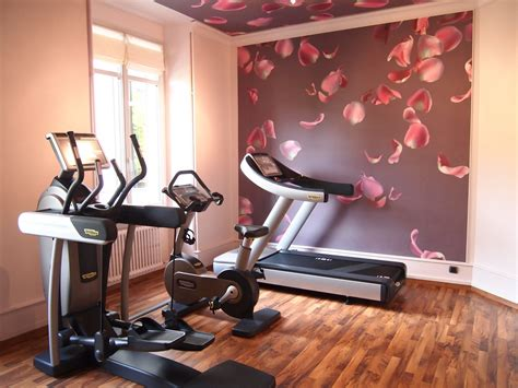 decorating a workout room in your home room decorating