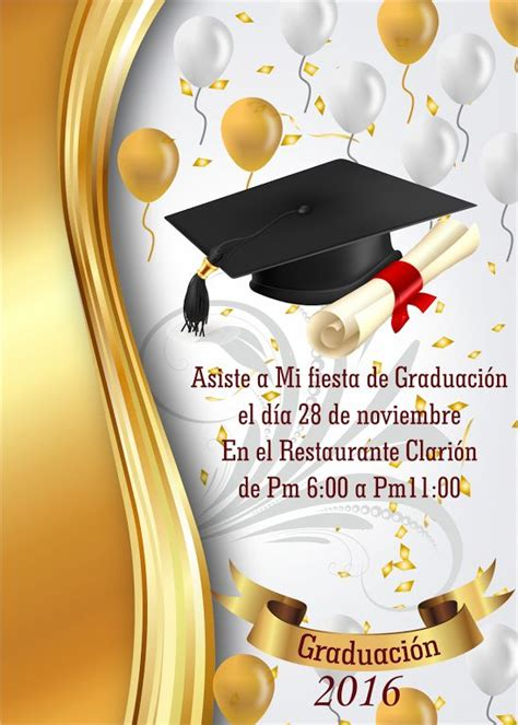 imagenes uñas decoradas para graduacion m 225 s de 25 ideas incre 237 bles sobre invitaciones de