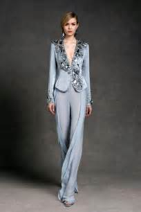 Cocktail Party Pant Suits - delicious party dresses donna karan resort 2013 the bridal circle