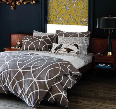 dwellstudio modern duvet covers chic bed linens bedding sets gate ash duvet set
