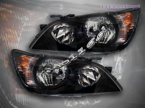 lexus is 300 jdm 01 05 02 03 04 lexus is 300 is 300 headlights jdm black ebay