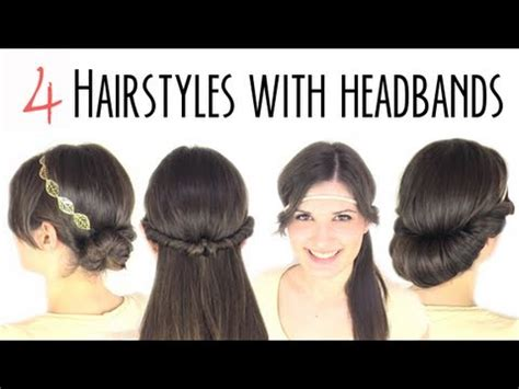 hairstyles mp4 videos download hairstyles using a hairband grecian updos 3gp mp4 hd