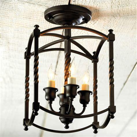 black wrought iron ls black iron ceiling light matte black wrought iron semi
