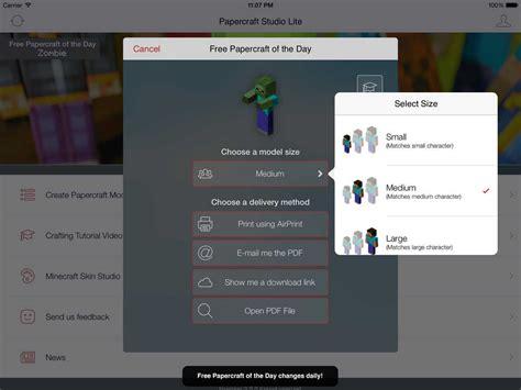 App Detox Forgot Passcode by App Shopper Minecraft Papercraft Studio Lite Entertainment