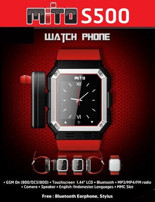 Harga Mito T790 Spesifikasi harga dan spesifikasi mito s500 hp jam tangan murah fahriemje