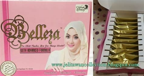 Produk Belleza produk kecantikan belleza collagen untuk kulit putih
