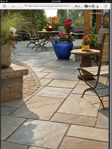backyard sted concrete patio ideas mystical designs