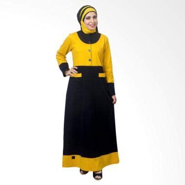 Gamis Busana Muslim Wanita Inf 047 jual baju muslim wanita terbaru model terbaru blibli