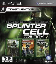 Tom clancy s splinter cell classic trilogy review ign
