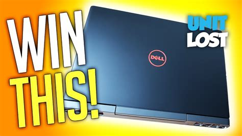 Unit Lost Giveaway - overwatch massive giveaway dell inspiron 15 7000 laptop over 100fps youtube