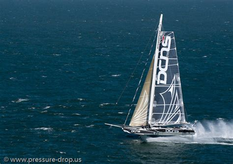trimaran hydroptere hydroptere departs for hawaii