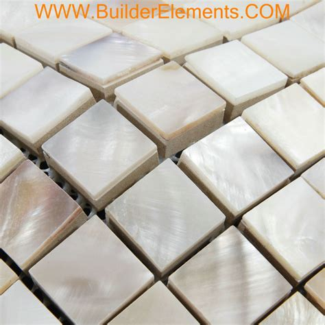 bathroom tile thickness 8mm thickness 4 5x4 5 inch of pearl tile pearl tile