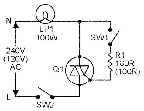 ac circuit symbols images electrical circuit