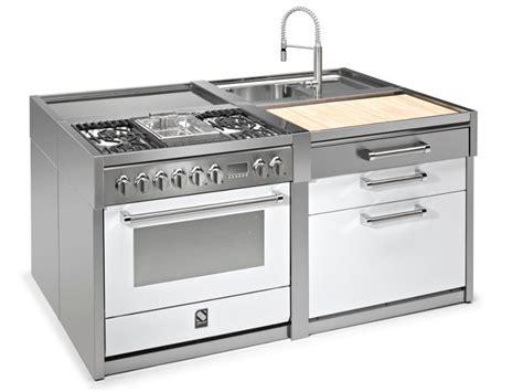 modulo cucina modulo cucina in acciaio inox con cassetti genesi modulo