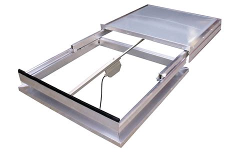 Revetement Anti Humidité by Dp 250 Sliding Ventilation Device On Aluminium Skylight