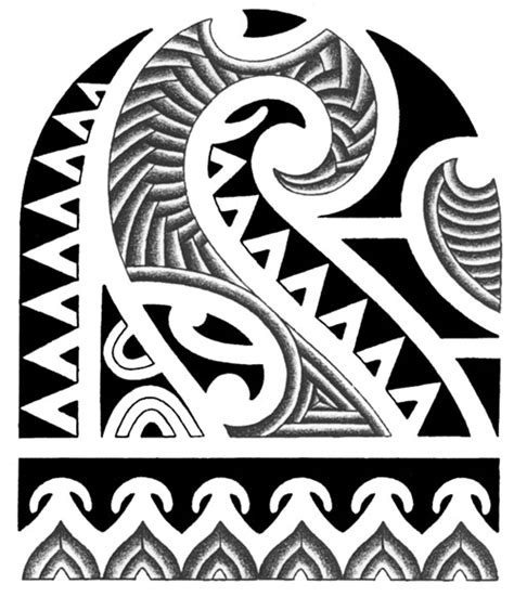 tongan tribal tattoos tongan tribal patterns www pixshark images