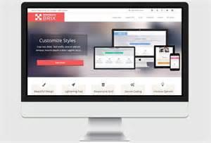 template wordpress responsive responsive brix tema free wordpress