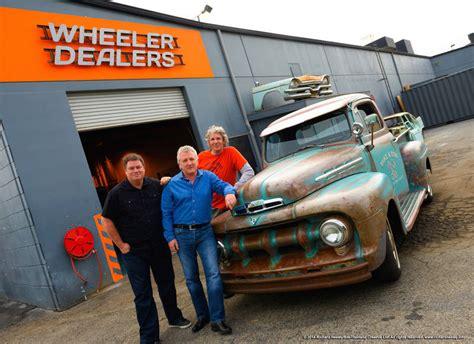 Wheeler Dealers California Workshop Location by Wheeler Dealers Shop Location Get Free Image About