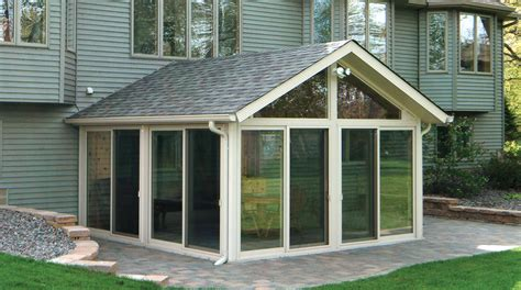 Four Season Room Kits by Four Season Rooms Before After Photos Patio Enclosures