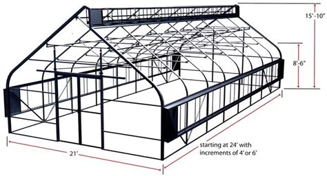 design criteria of greenhouse for cooling and heating purposes xa 210 maxi vent greenhouse