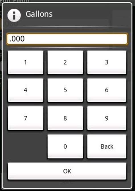 yii2 set layout variable large finger sized buttons in android dev notes