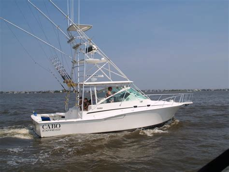 35 express boat 1997 cabo 35 express reduced for spring sale the hull