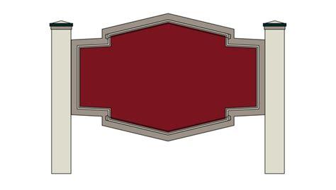 10 Warna Contour membuat tanda dengan coreldraw 174 x6 desain grafis