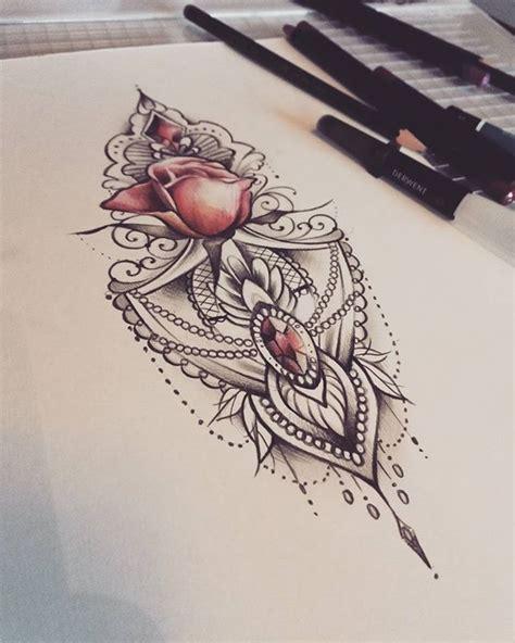 tattoo vorlage diamond vapaa kuva lacetattoo rosetattoo mandala mandalatattoo