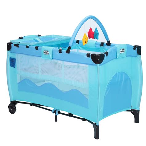Riposo The Eco Friendly Foldable Cot by Asalvo Paint Eco Friendly Multifunctional Baby Bed Folding