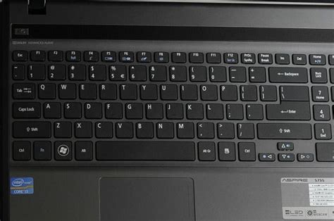 Keyboard Laptop Acer Aspire acer aspire 5755 budget ch review digit in